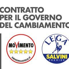 Il contratto di governo